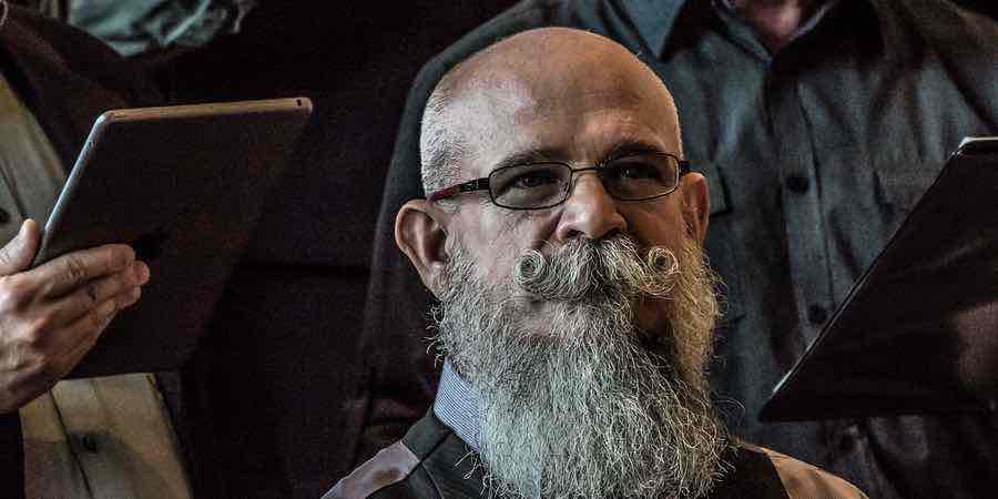 Barba Verdi o Garibaldi, tipos de barba moderna
